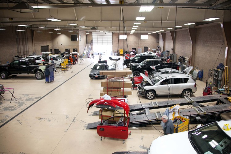 Martins Collision Repair - Orem Shop